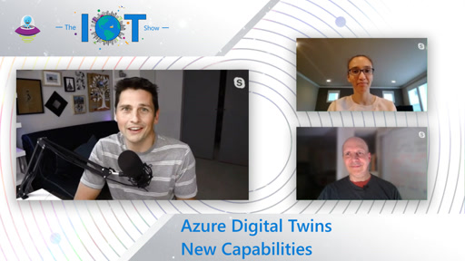 Azure Digital Twins New Capabilities