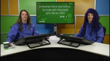 Enterprise Voice and Online Services with Lync Server 2013 : (01) Voice Architecture