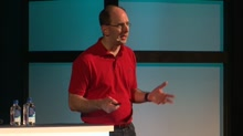 Keynote: Mobile-first, Cloud-first Development