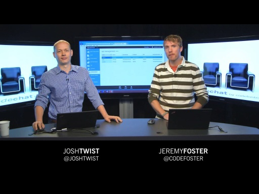 CodeChat 005 - Josh Twist (Azure API Management)