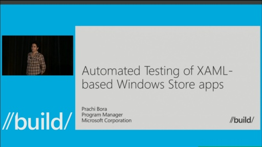 Automated Testing of XAML-Based Windows Store Apps
