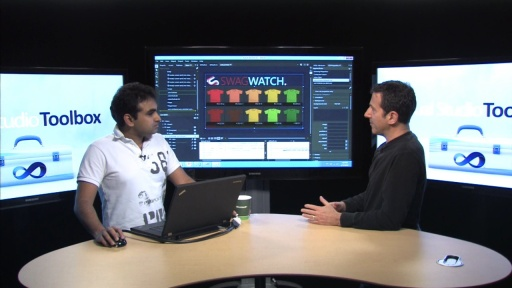 Visual Studio Toolbox: Blend and HTML-flavored Metro Style Apps