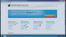 Native HTML5: First IE10 Platform Preview Available for Download