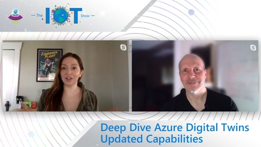 Deep Dive: Azure Digital Twins Updated Capabilities