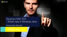 What's new in Windows client (incl. User Setup & RapidStart)