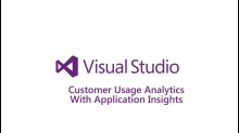 Customer Usage Analytics with Application Insights