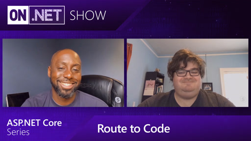 ASP.NET Core Series: Route to Code
