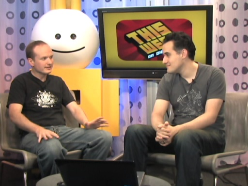 This Week on C9: Visual Studio 2010 week, Silverlight RC0, and Cloud services