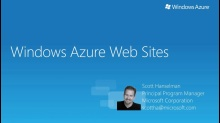 Windows Azure Web Sites with ASP.NET