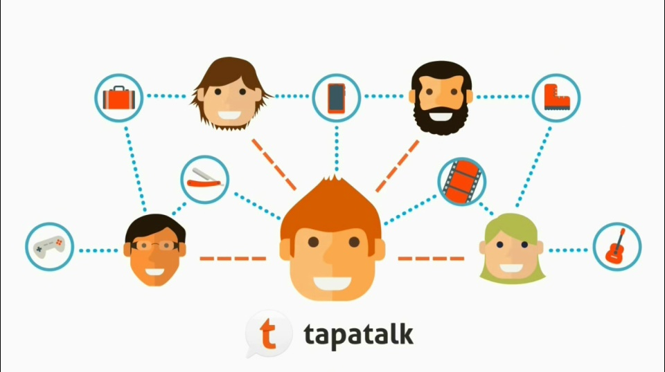 My App in 60 Seconds: Tapatalk