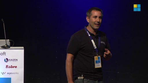 .NET Conf UY v2016 - My business 365: productivity and enterprise mobility