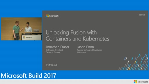 Unlocking Fusion with Containers and Kubernetes