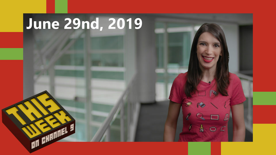 QnA VBage TWC9: Windows Terminal Preview, VS Code language updates, TensorWatch, Raspberry Pi 4 and more   This Week On Channel 9