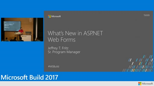 Modernize ASP NET Web Forms with Visual Studio 2015 | dotnetConf