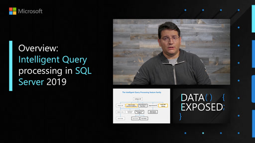Overview: Intelligent Query processing in SQL Server 2019