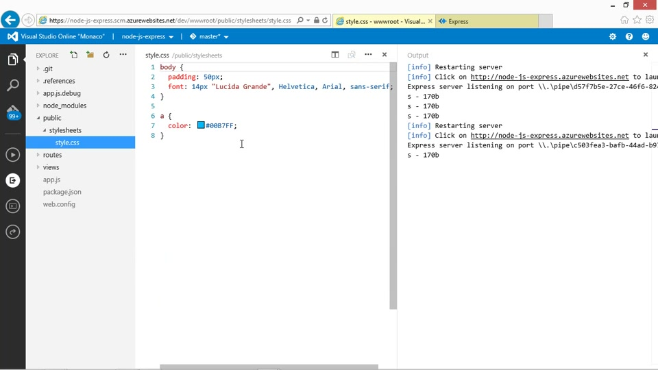 Getting started with TypeScript   Visual Studio Online