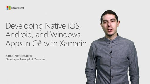 Developing iOS and Android Apps in C# with Visual Studio