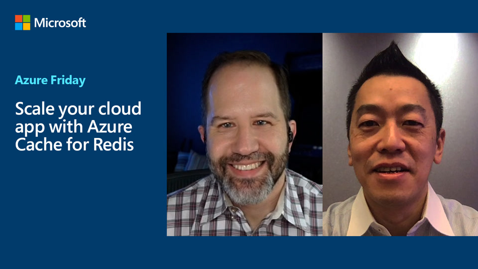 Scale your cloud app with Azure Cache for Redis