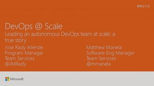 Lead an autonomous DevOps team at Scale: a true story