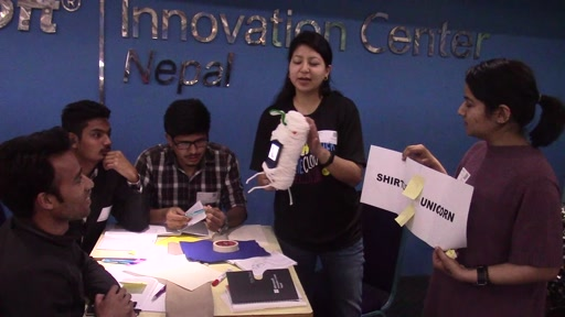 Microsoft Innovation Center Nepal Entrepreneurial Education