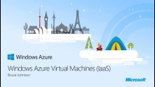 Windows Azure Virtual Machines (IaaS)