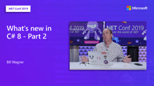 What's new in C# 8 - Part 2