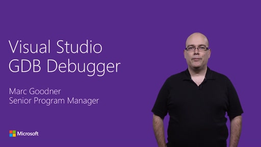 Visual Studio GDB Debugger