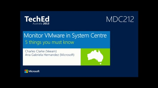 Monitor VMware in System Center? Five Things You Must Know