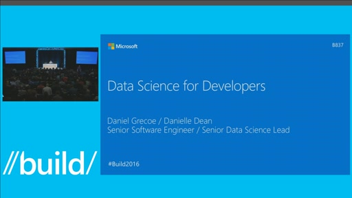 Data Science for Developers