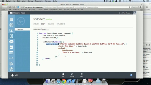 Learn Mobile Services on iOS with Brent Simmons – Part 3