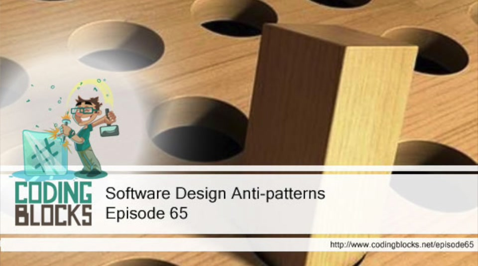 Software Design Anti-Patterns - Episode 065