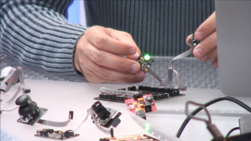 Cours MVA Gadgeteer - 2 Creation LED