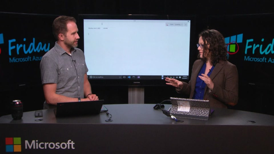 Managing Large amounts of Data Throughput using Azure Event Hubs with Nicole Berdy