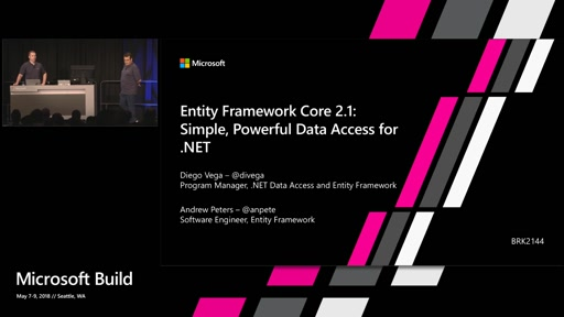 Entity Framework Core 2.1: Simple, Powerful Data Access for .NET