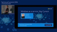 Windows-as-a-Service: Stay current