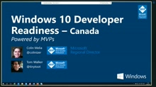 Windows 10 Developer Readiness [Canada]
