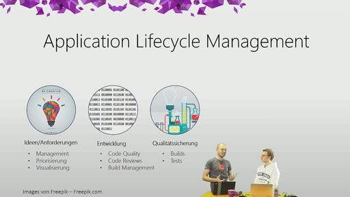 Episode 56 - ALM Series: Was ist eigentlich ALM (Application Lifecycle Management) ?