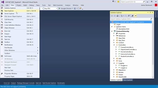 A Whirlwind Tour of Visual Studio 2015 Community
