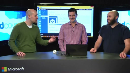 Episode 137: The Azure Mobile Services .NET Backend with Yavor Georgiev
