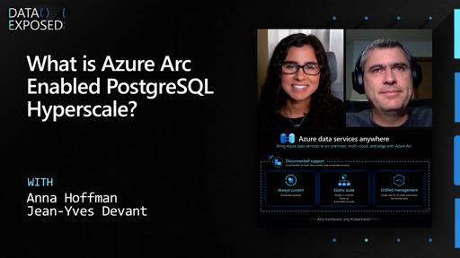 What is Azure Arc Enabled PostgreSQL Hyperscale?