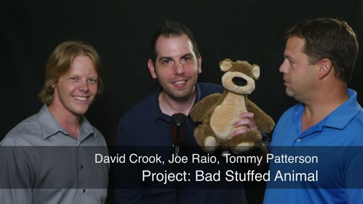 Project: Bad Stuffed Animal