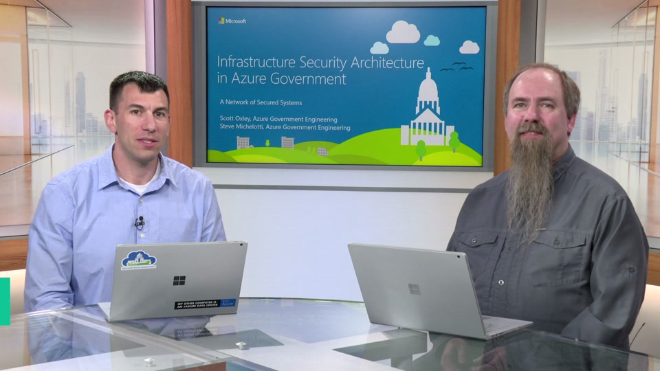 Azure Government Security