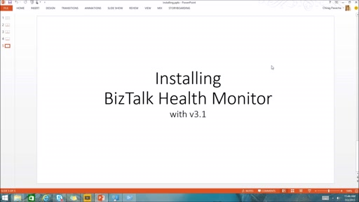 How to install BizTalk Health Monitor