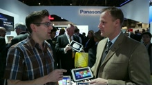 "CES 2014: Hands-On with the Panasonic FZ-M1 7"" Rugged Toughpad Tablet"