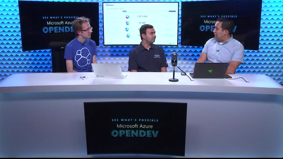 Logging, security, and analytics on Azure with the Elastic Stack