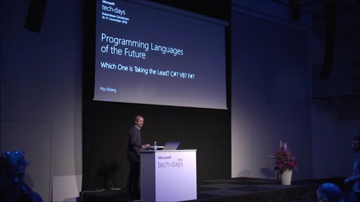Programming Languages of the Future: Which One Is Taking the Lead? C#? VB? F#?