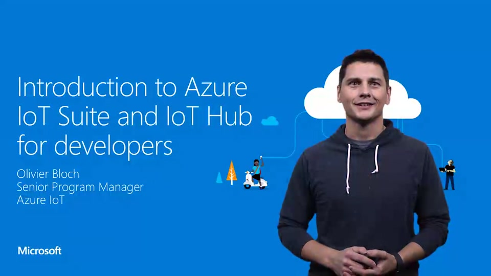 Introduction to Azure IoT Suite and IoT Hub for developers