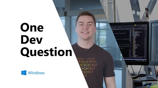 What new features do you plan to add to WSL? | One Dev Question