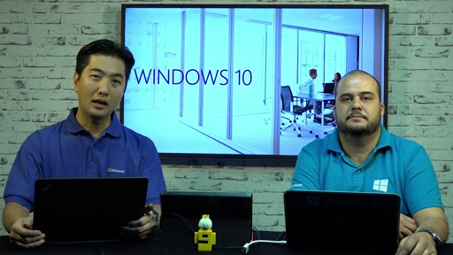 Visão geral do technical Preview do Windows 10