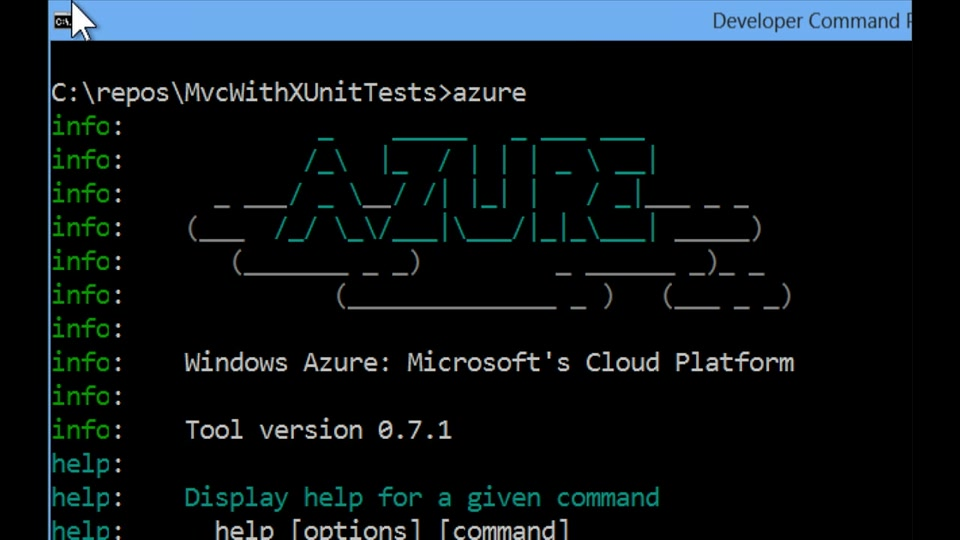 Streaming Logs from Azure Web Sites - with David Ebbo